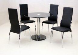 alonza-black-glass-dining-set