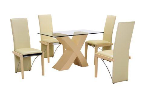 arizona-small-beech-dining-set