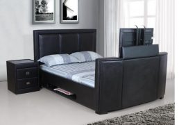 galactic-tv-pu-leather-bed