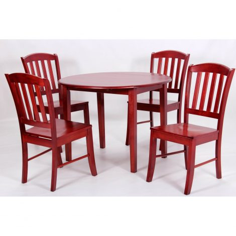 southall-drop-leaf-dining-set-mahogany