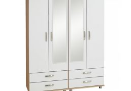 Regal-4-Door-Wardrobe-With-4-Drawers-And-2-Mirrors