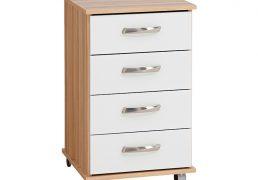 Regal-4-Drawer-Bedside-Table