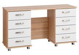 Regal-Double-Kneehole-Dressing-Table